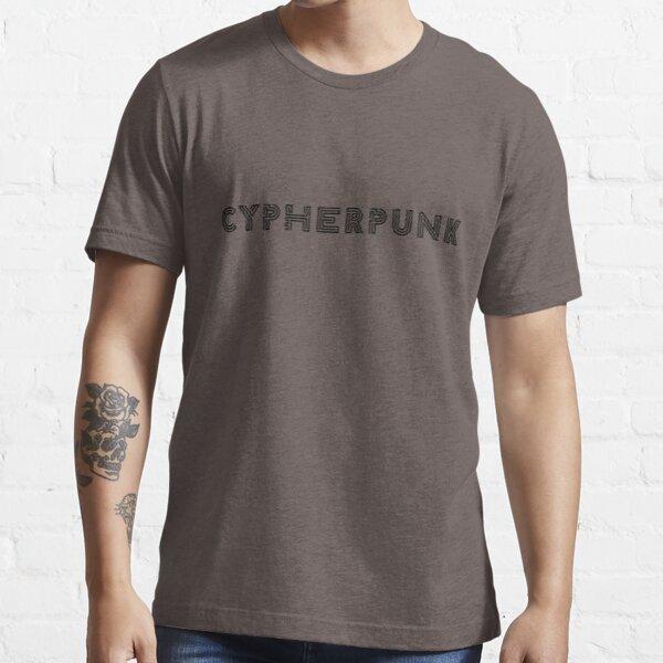 CYPHERPUNK SHIFT Essential T-Shirt