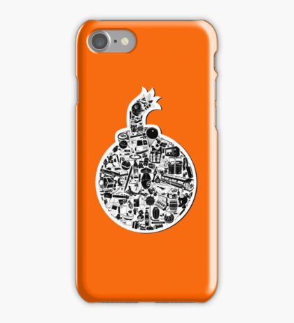 Things that go BOOM! iPhone Case/Skin