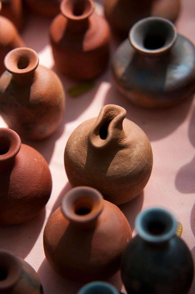 pot art by Hemendra
