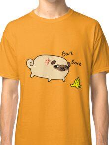 Bork Bork Pug Classic T-Shirt