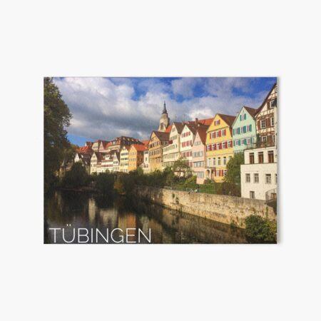 Tübingen Germany  Art Board Print