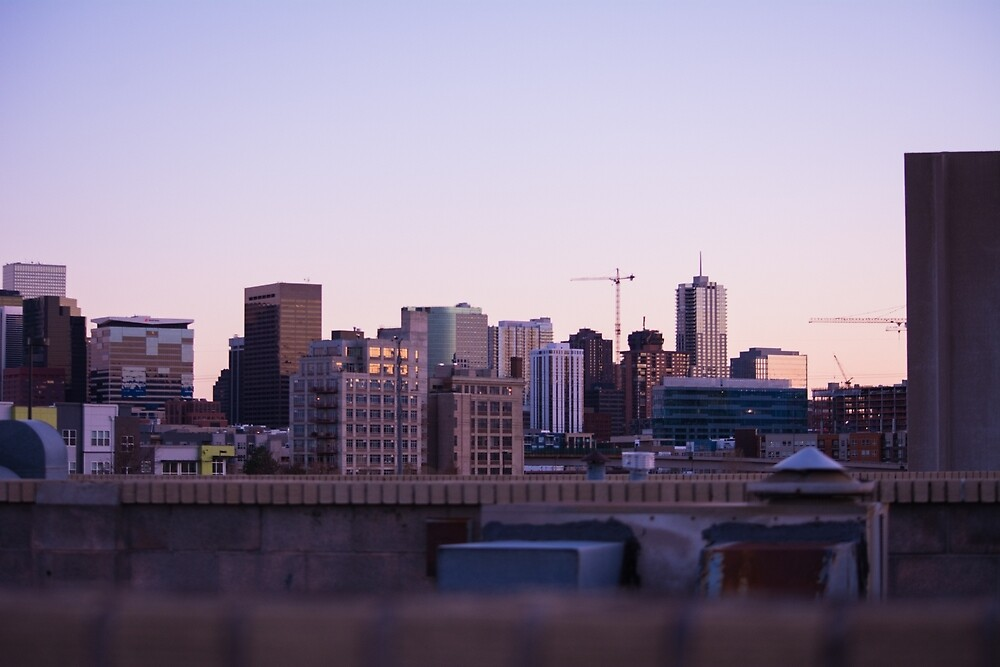 Downtown Denver by AnimusPhoto