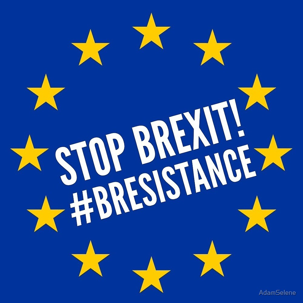 Stop Brexit by AdamSelene