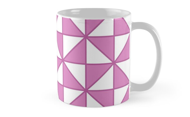 Modern,trendy,triangles,pattern,p,white,gemotric,contemporary pattern by love999