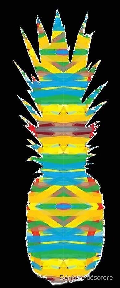 Pineapple by driesjans