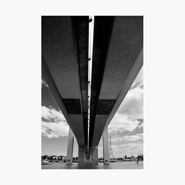 Bridging Bolte - Melbourne, Australia Photographic Print