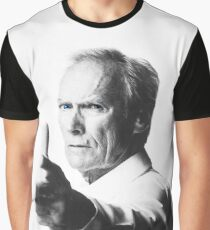Mr. Eastwood 2 Graphic T-Shirt