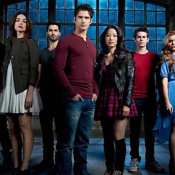 Teen Wolf team season 4 by dylan5981