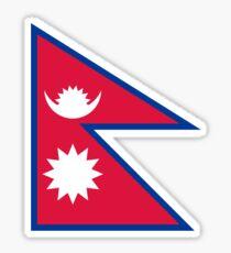 Nepal - Standard Sticker