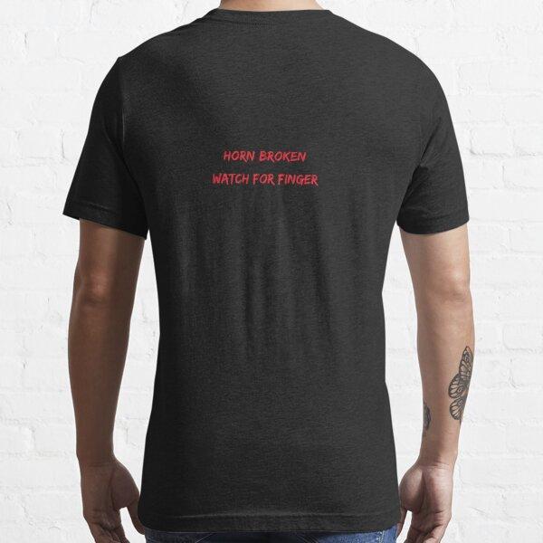Horn Broken Essential T-Shirt