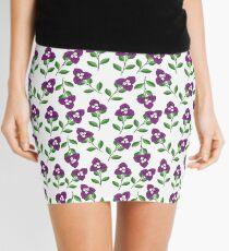Bogenvil Yu Stail Flawa Mini Skirt