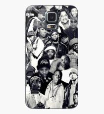 Hip Hop Legends Collage Case/Skin for Samsung Galaxy
