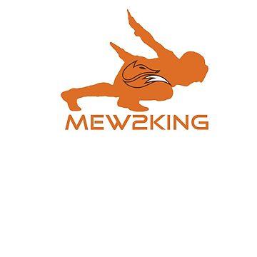 EchoFox Mew2King Fan Shirt by TheSkweejji