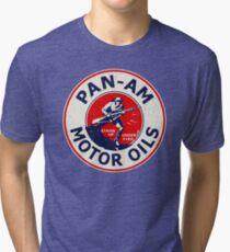 Pan Am Motor Oils Tri-blend T-Shirt
