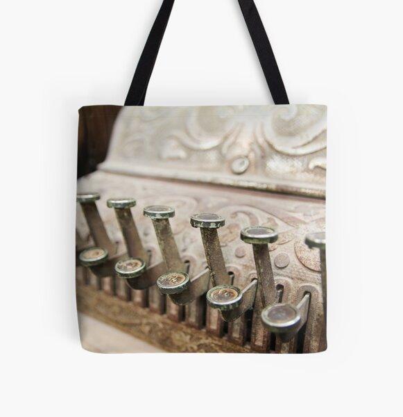 Cash register All Over Print Tote Bag