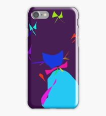 Kittyflies iPhone Case/Skin