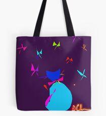 Kittyflies Tote Bag