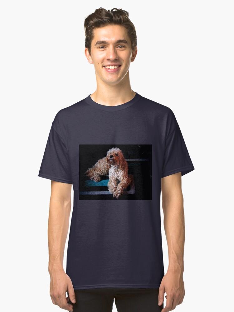 Regal Cocker Poo Classic T-Shirt Front