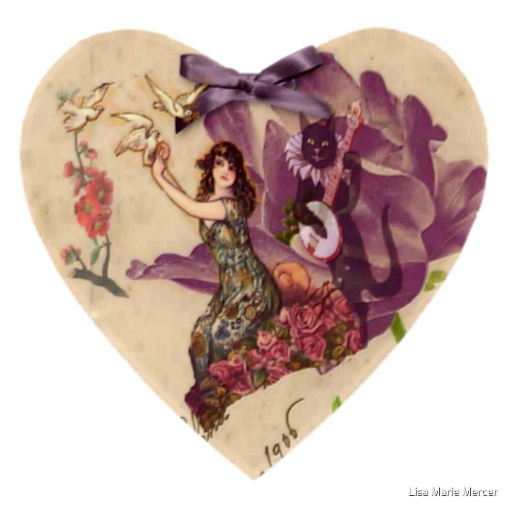 Her Secret Troubador by Lisa Marie Mercer