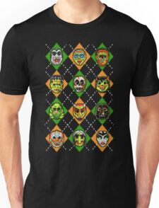 Scary Christmask T-Shirt