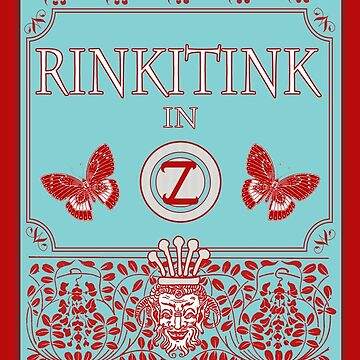 Rinkitink In Oz by tinybuffalo