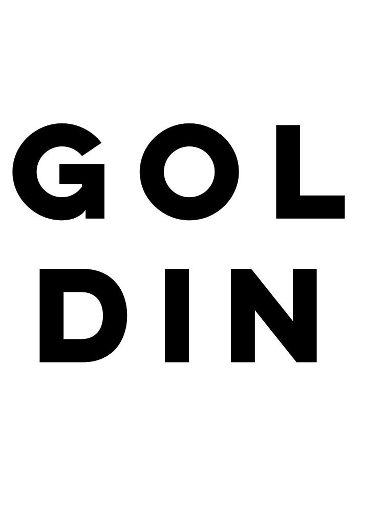 Goldin by echardphoto