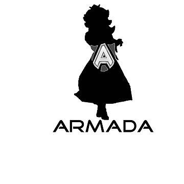 Alliance Armada Fan Shirt by TheSkweejji