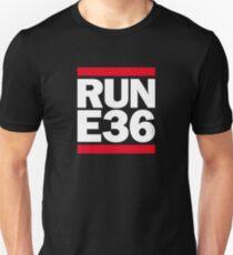 RUN E36 T-Shirt