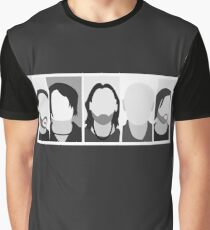 RADIOHEAD VECTOR ART Graphic T-Shirt