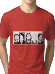 RADIOHEAD VECTOR ART Tri-blend T-Shirt