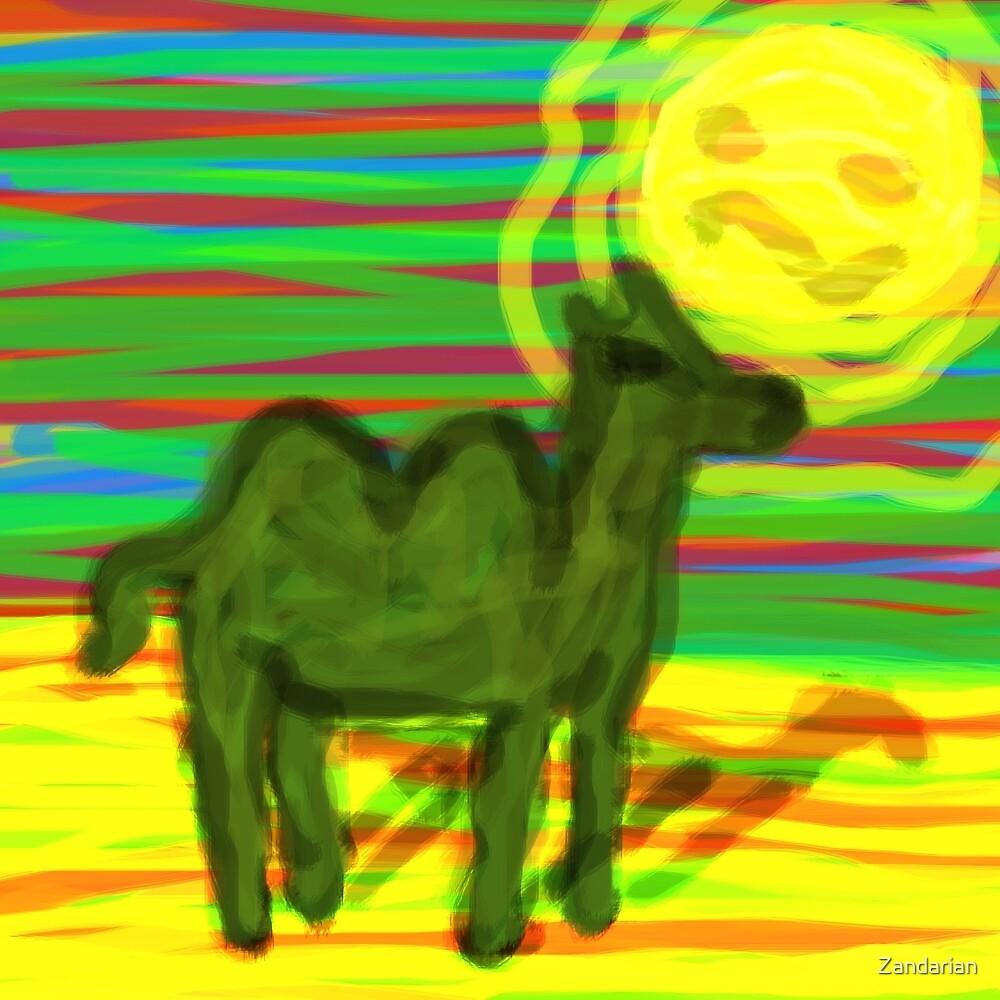 Wrong Camel by Zandarian