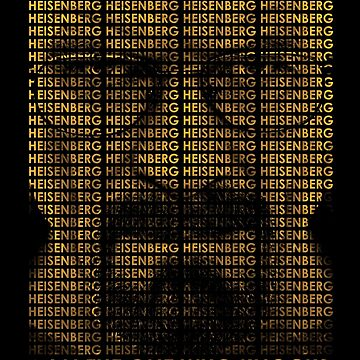 Breaking bad - Heisenberg by goodone