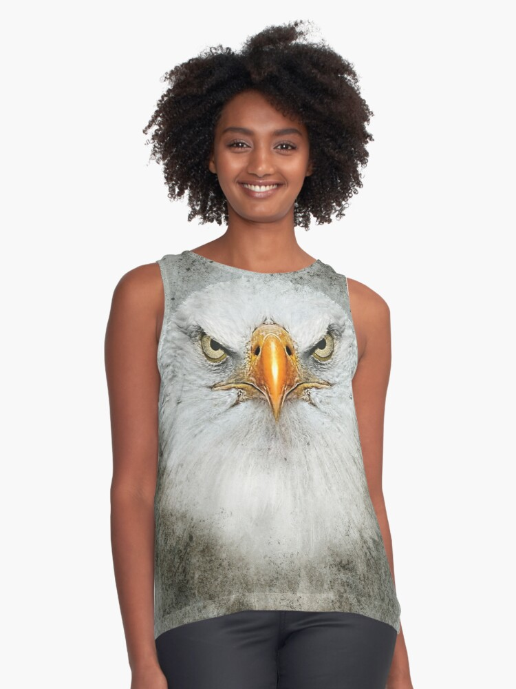 Eagle Contrast Tank Front