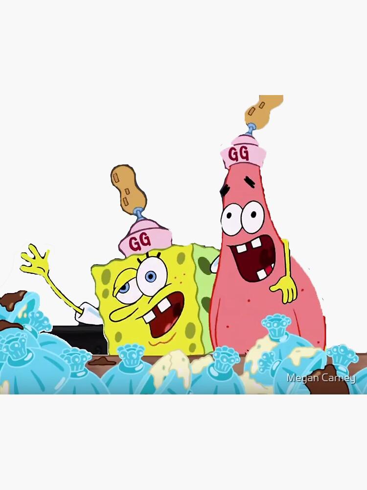 Spongebob and Patrick get krunk by mocarney24