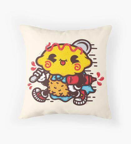 Omunice Throw Pillow