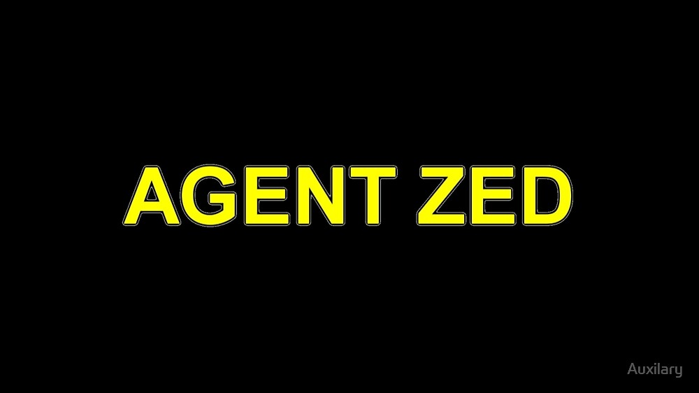 Agent Zed by Auxilary