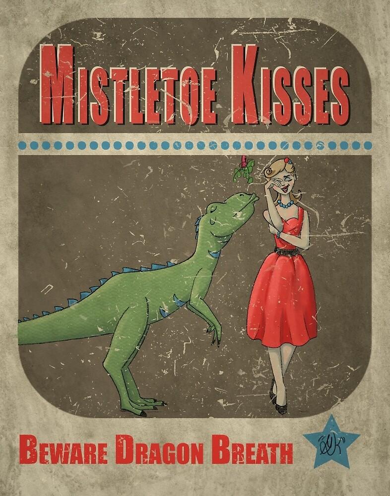 Mistletoe Kisses by Garrison Key