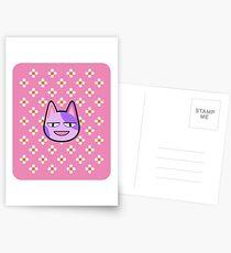 BOB ANIMAL CROSSING Postcards