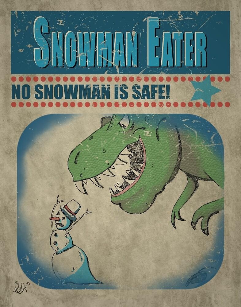 Snow Man Eater by Garrison Key