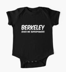 Berkeley Funny Superpowers T-shirt Kids Clothes