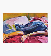 Sleep In Photographic Print