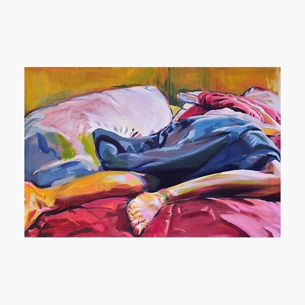 Sleep In Photographic Print
