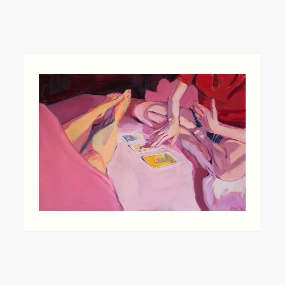 Tarot Art Print