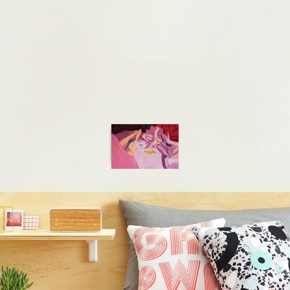 Tarot Photographic Print