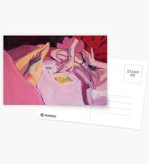 Tarot Postcards