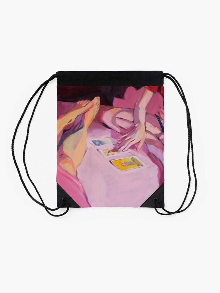 Alternate view of Tarot Drawstring Bag