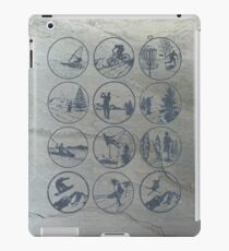 outdoor sports iPad Case/Skin