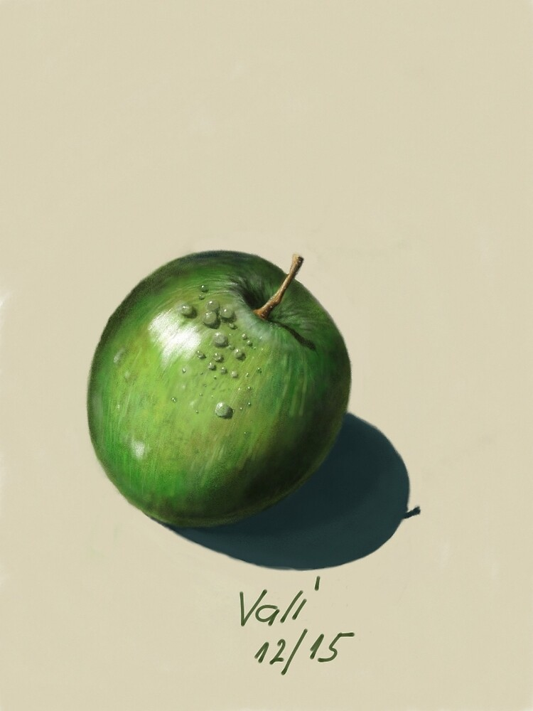 Apple by valeriuart