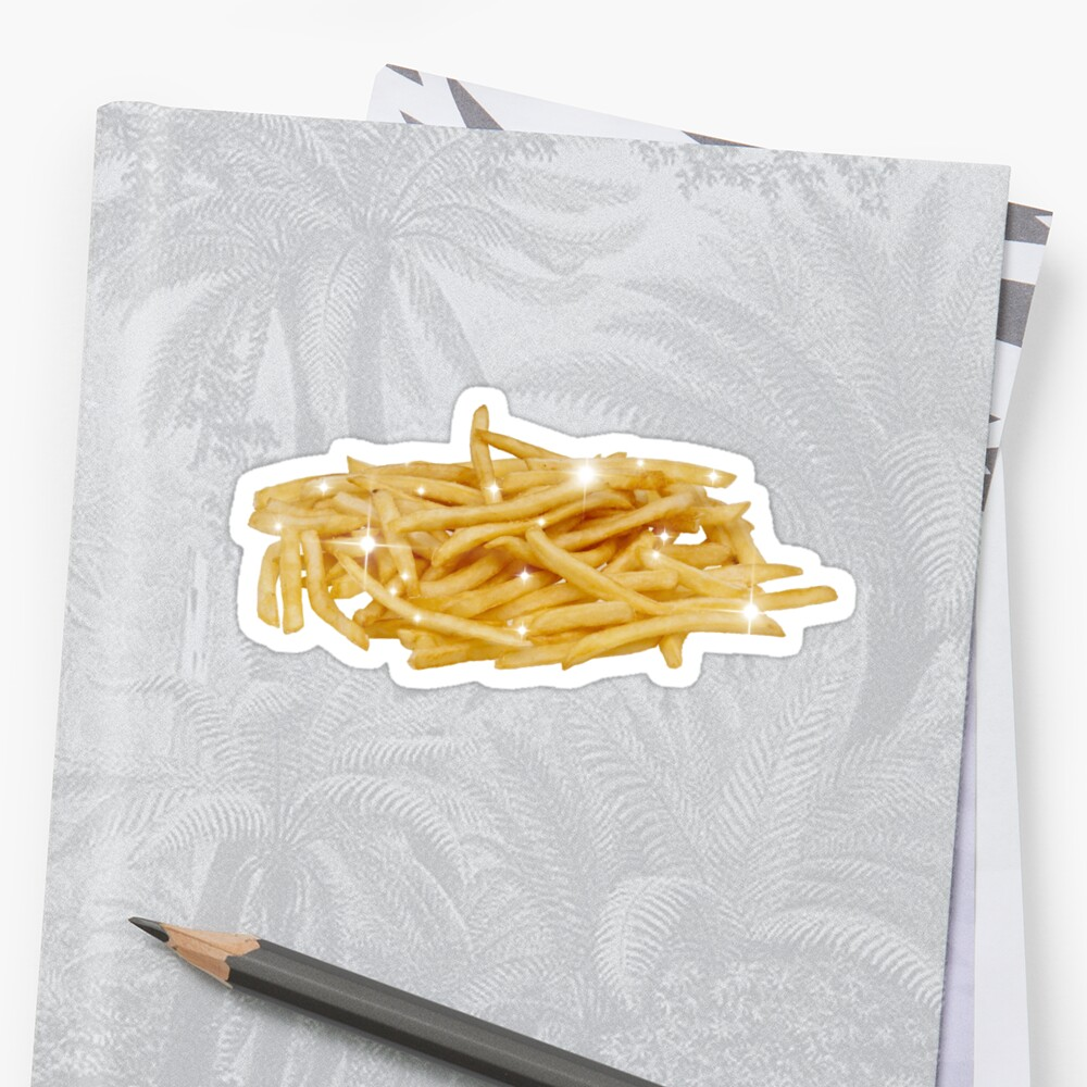 French Fries! by Royal Sass