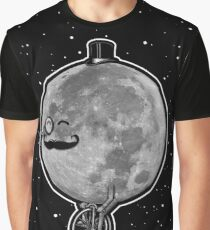 Lunar Cycle Graphic T-Shirt